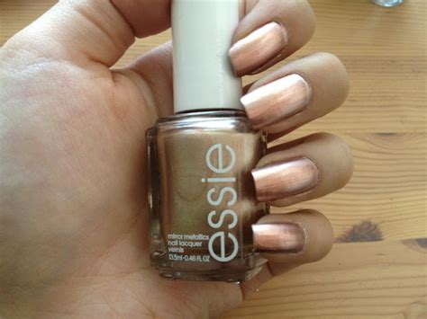 Essie Penny Talk Nail Polish Review/swatch