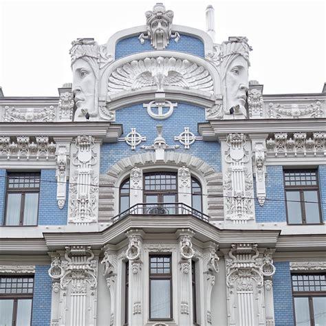 rīgā | latvija | jūgendstils | Art nouveau, Traditional ...