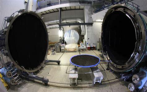 chambre du vide une nouvelle chambre à vide pour tester les engins spatiaux