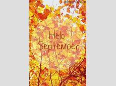 你好九月英文图片唯美风景 新的一天新的开始腾牛个性网