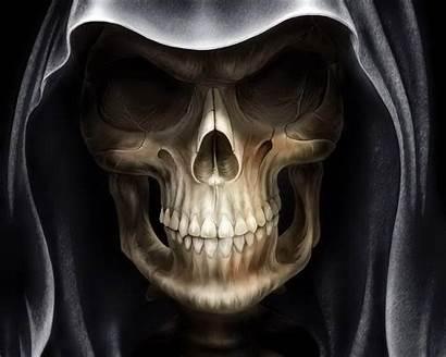 Skull Head Wallpapers Headphones