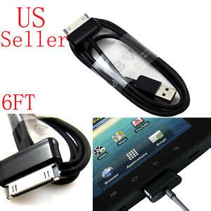 6ft usb data charger cable for samsung galaxy note 10 1 gt n8000 n8010 ebay