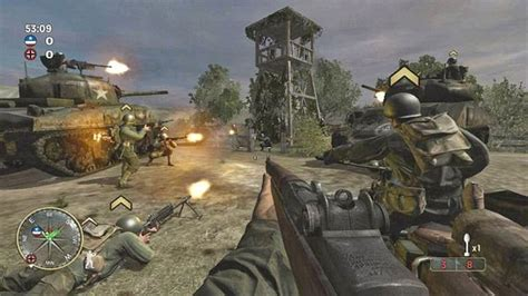 ranking  call  duty ww games  worst