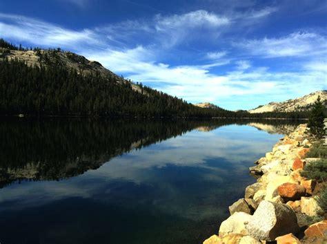June Lake To Yosemite Lunaguava
