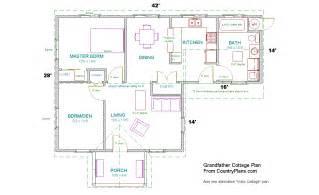 free cottage house plans modern house design plans grandfather cottage home plans kit house
