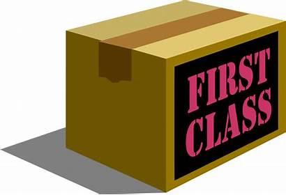 Clipart Parcel Class Package Box Parcels Transparent