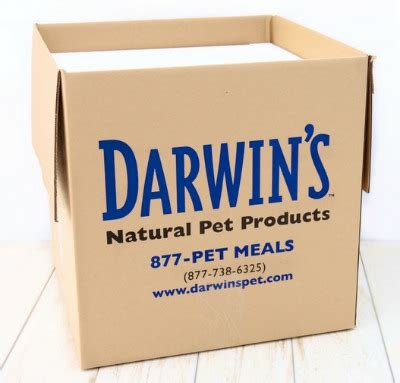 darwins raw food conveniently delivered   house