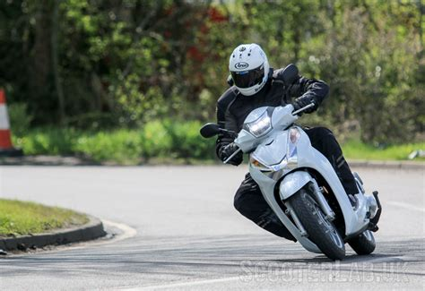 honda shi review road test scooterlab