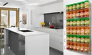 étagères à épices : etag re pices 3 4 5 ou niveaux groupon shopping ~ Teatrodelosmanantiales.com Idées de Décoration