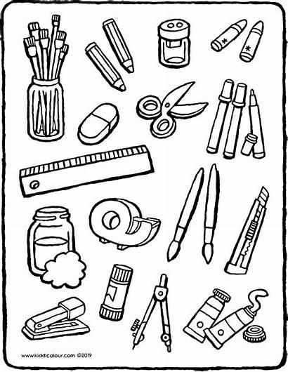 Basteln Malen Bricolage Knutselgerief Manualidades Fournitures Zum