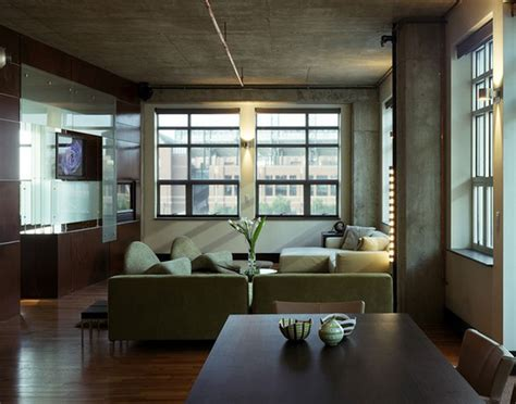 Creative Interior Ideas In Downtown Apartment In Denver By