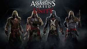 Assassin's Creed Unity Co-op: Split Screen, Characters ...