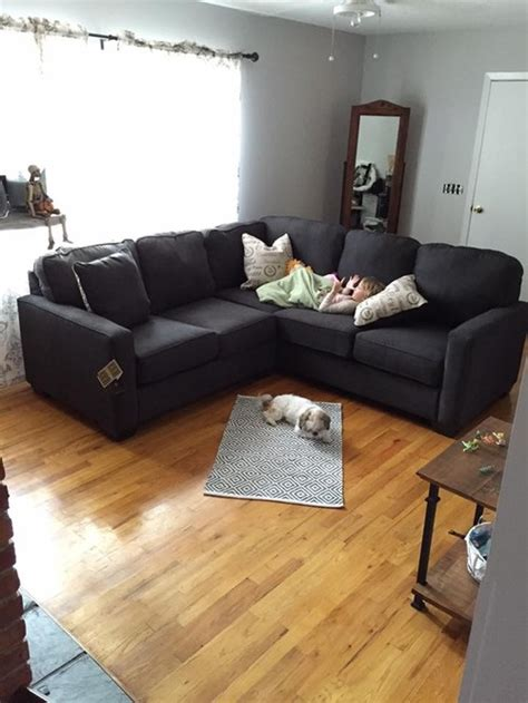 charcoal gray sofa ideas charcoal couch gray walls decorating help