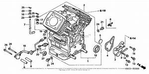 Four Cylinder Engine Diagram
