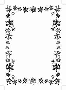 Google Borders Snowflake Clipart - Clipart Suggest