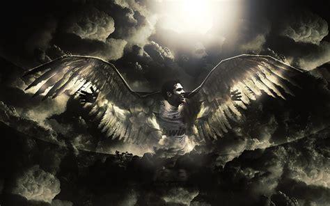 hd fallen angels wallpapers wallpapersafari