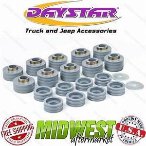 Daystar Body Mounts With Kevlar Fits 1999