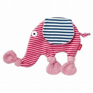 Stofftiere Für Babys : sigikid schnuffeltuch elefant 19 cm rosa blau komforter bebes n hen baby ~ Eleganceandgraceweddings.com Haus und Dekorationen