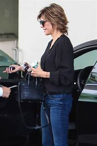 LISA RINNA Out Shopping in Beverly Hills 05/03/2017 ...