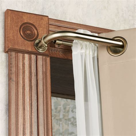 Blockaide Wrap Around Curtain Rod by Blockaide Add A Rod 30 Quot To 72