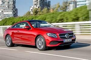 Mercedes 220 Coupe : mercedes benz e class coupe e 220 d 4matic 2017 review autocar ~ Gottalentnigeria.com Avis de Voitures