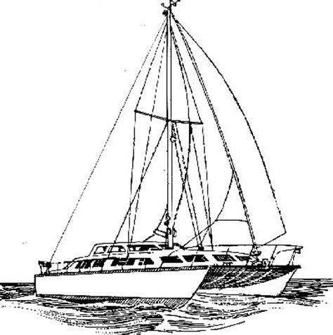 Best Cruising Catamaran Brands by The 25 Best Catamaran For Sale Ideas On Pinterest