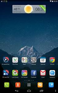 GO launcher EX for Amazon Kindle Fire HD 2018 – Free ...