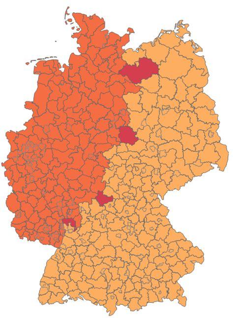 excel karte deutschland folge  wie erstellt man eine