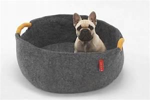 Panier Chien Design : lit pour chien ultra moderne en 20 id es inspirantes ~ Teatrodelosmanantiales.com Idées de Décoration