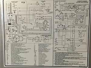 Control Board Wiring Diagram Heil 5000 W1 W2 G