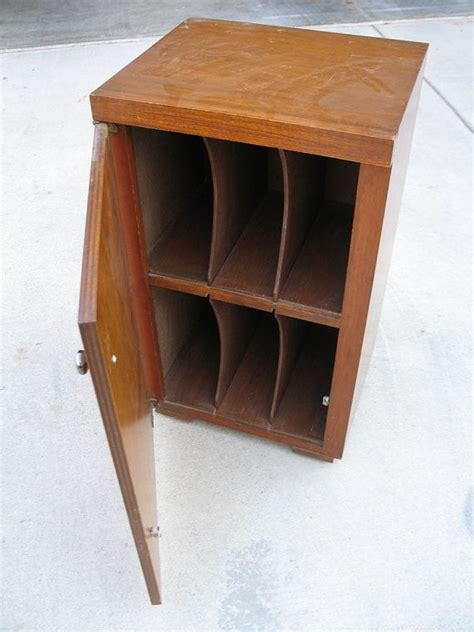 vinyl record cabinet 20 best images about record storage on teak