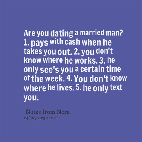 i love a married man quotes