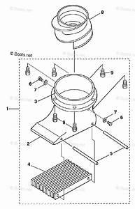 Yamaha Jet Drive Pump Parts 200tjrs Oem Parts Diagram For
