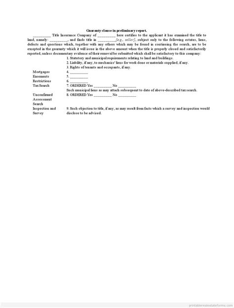 preliminary sale agreement template 863 best images about legal forms template for free on