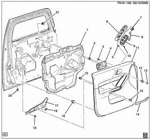 Service Manual  Diagrams To Remove 2006 Hummer H1 Driver