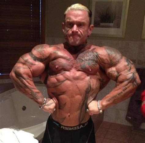 Why Do No Famous Bodybuilders Have Tattoos? Quora