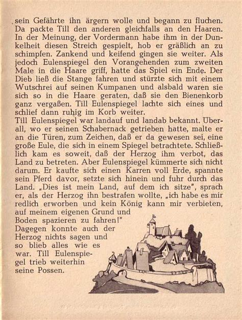 Len 50er Jaren by Till Eulenspiegel Werbe Maerchenheft 50er Jahre Www