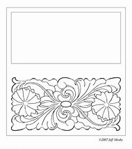 Best Leather Carving Patterns To Print Ideas And Images On Bing