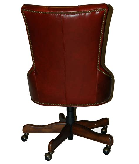 leather executive office desk chair ebay