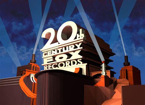 20th Century Fox Records Remake By Logomanseva On Deviantart