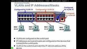 3 1 Vlan Segmentation  Vlans  Ccna 2  Chapter 3