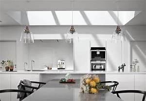 finestre sul tetto per illuminare la cucina With cucine con tetto ribassato