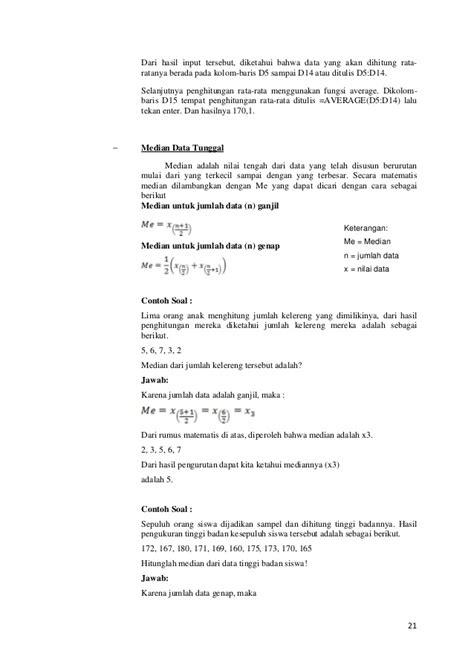 Makalah Statistika ekonomi 1 by Tria Ningrum. R