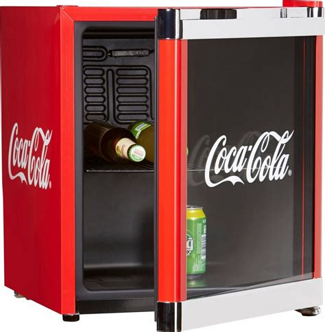 coca cola kühlschrank groß cubes k 252 hlschrank coolcube coca cola a 51 cm hoch kaufen otto