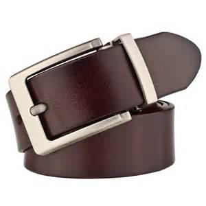 Leather Belt Straps for Men