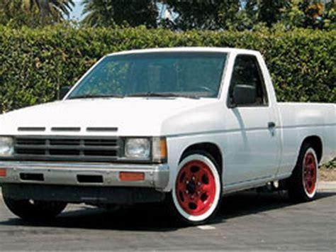 nissan hardbody 1990 nissan hardbody retro style sport truck magazine