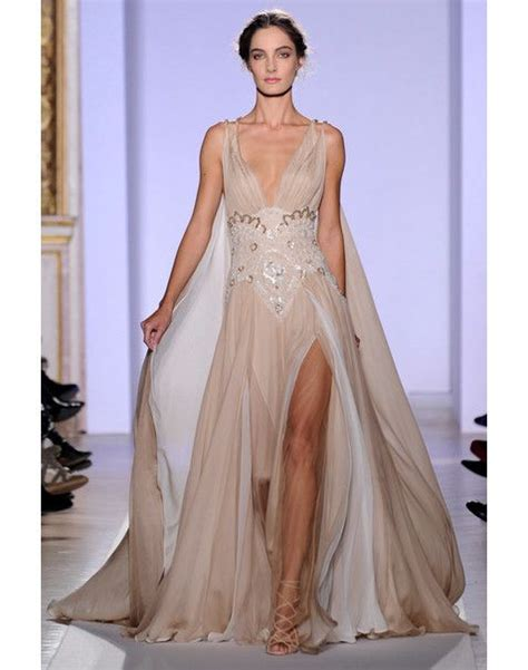 vogue zuhair murad couture  frocks spring couture