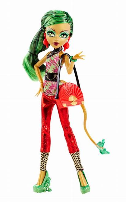 Monster Jinafire Doll Dolls Monsterhigh Characters Play