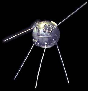 Vanguard 1 on the launch pad.