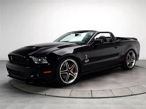 2013 supercharged mustang ford mustang shelby gt500 convertible specs 2009 2010